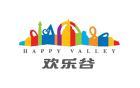 歡樂谷游樂園標志設計